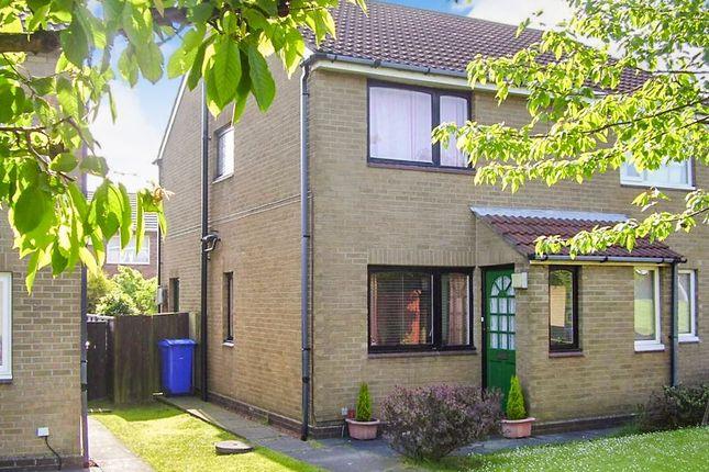 Thumbnail Semi-detached house to rent in Hertford Grove, Cramlington