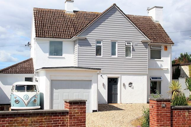 Thumbnail Detached house for sale in Mead Road, Livermead, Torquay, Devon