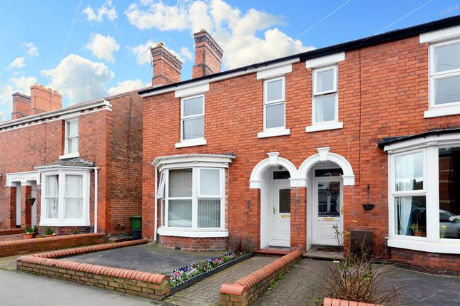 Thumbnail Semi-detached house for sale in Greenfield Street, Shrewsbury
