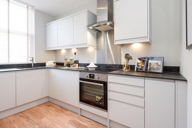 1 bed flat to rent in Jacobs Yard, Basingstoke RG21