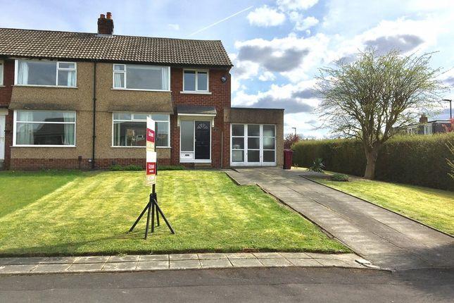 Thumbnail Semi-detached house to rent in Kirkstone Avenue, Blackburn
