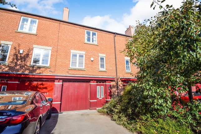 Thumbnail Town house for sale in Calvert Street, Derby