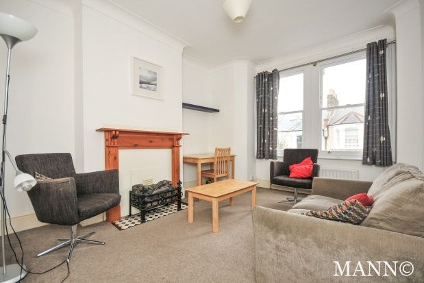 Thumbnail Flat to rent in Fernholme Road, Peckham