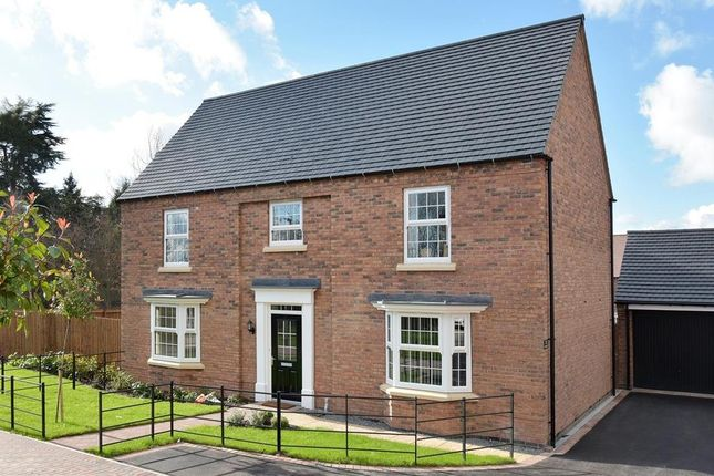 """Thumbnail Detached house for sale in """"Henley"""" at Old Derby Road, Ashbourne"""