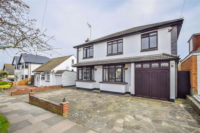 Thumbnail Detached house for sale in Flemming Avenue, Leigh-On-Sea, Essex