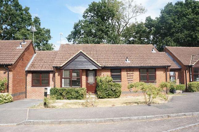 Thumbnail Semi-detached bungalow for sale in Weston Lea, West Horsley, Leatherhead