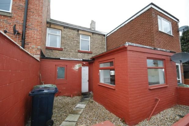 Thumbnail Terraced house to rent in Belle Vue Terrace, Ryton