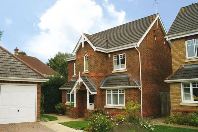 Thumbnail Detached house to rent in Glendale Close, Wokingham