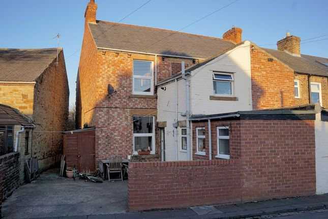 Thumbnail Property for sale in Victoria Terrace, Lanchester, Durham