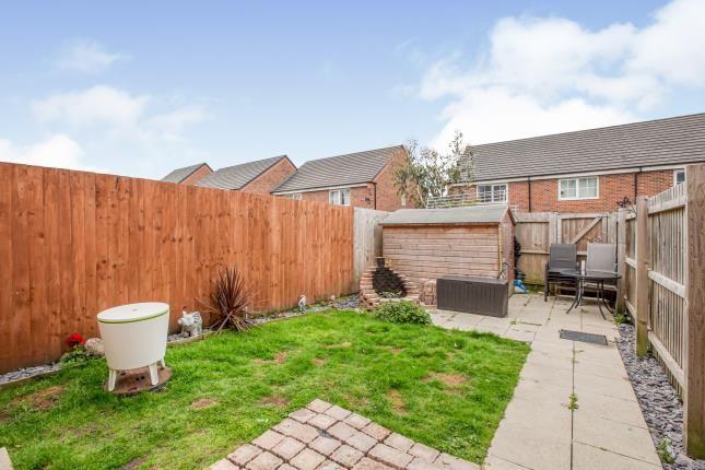 Garden of Dallington Avenue, Leyland, Lancashire, . PR25