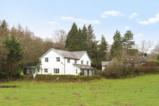 Thumbnail Detached house for sale in Llanwrthwl, Llandrindod Wells