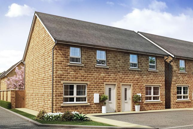 """Thumbnail Semi-detached house for sale in """"Maidstone"""" at Thorpe Green Drive, Golcar, Huddersfield"""