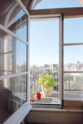 Thumbnail Flat to rent in Burgess Park Mansions, West Hampstead