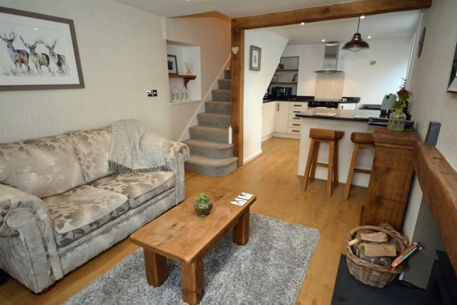 Thumbnail Terraced house for sale in Birch House, Backbarrow, Ulverston