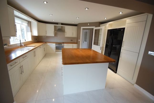 Thumbnail Detached house to rent in Church Field Way, Ingleby Barwick, Stockton-On-Tees