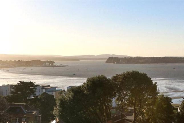 Thumbnail Flat for sale in Little Fosters, 25 Chaddesley Glen, Canford Cliffs, Poole
