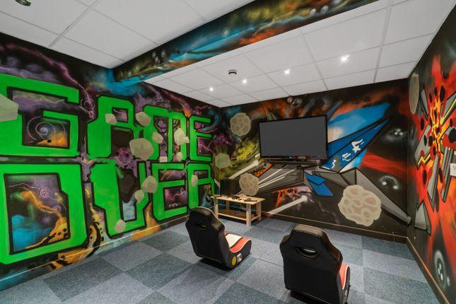 Computer Games Room