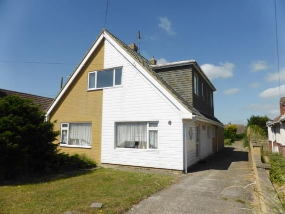 Thumbnail Detached house for sale in The Parade, Greatstone, New Romney