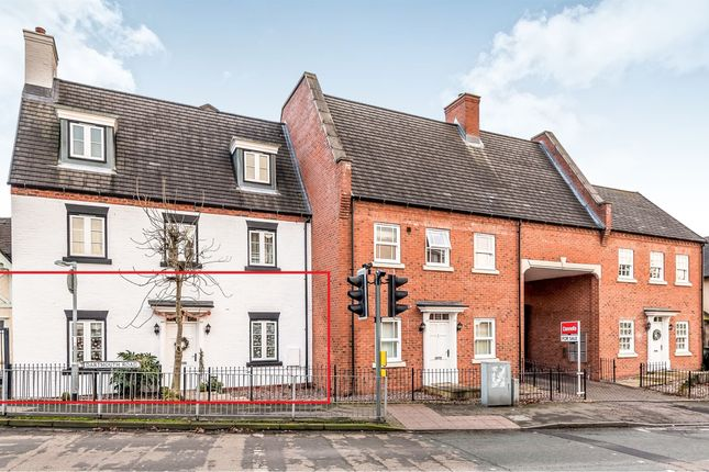 Thumbnail Flat for sale in Dartmouth Road, Cannock