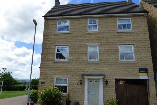 Thumbnail Detached house for sale in Springfield Court, Liversedge