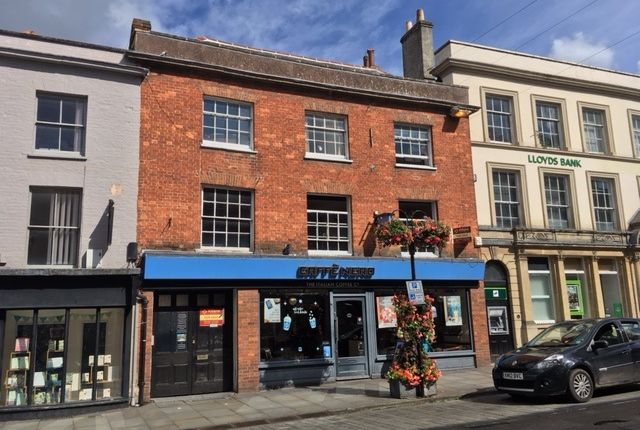 Thumbnail Flat to rent in High Street, Wells
