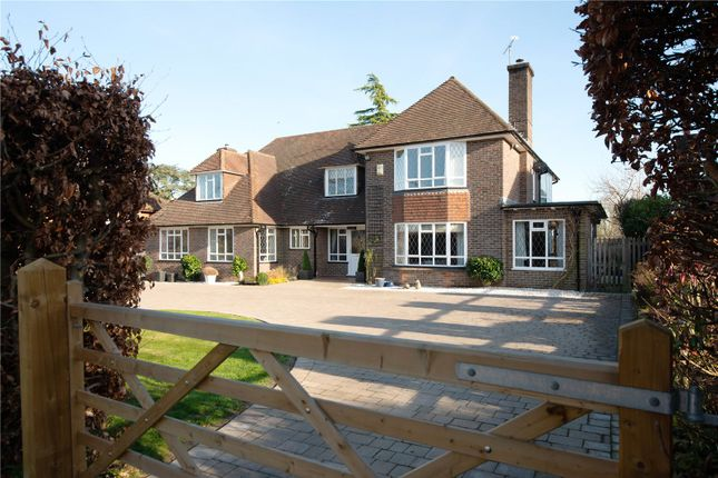 Thumbnail Detached house for sale in Greenways, Haywards Heath, West Sussex