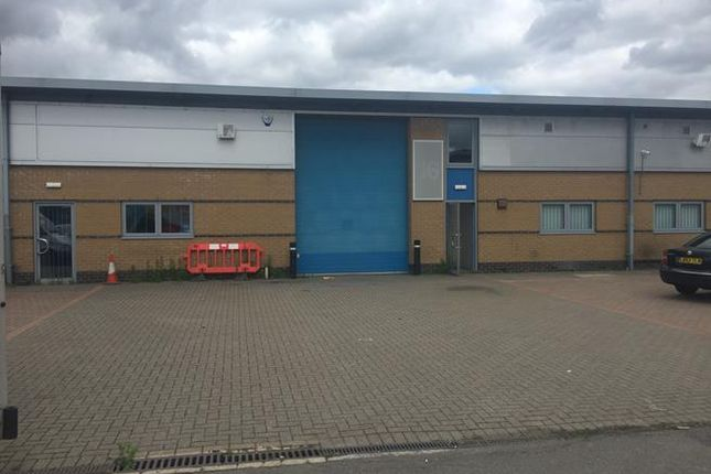 Thumbnail Office to let in Unit 16 Anchorage Point Industrial Estate, Anchor & Hope Lane, Charlton, London