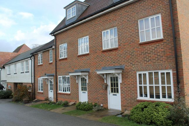 Thumbnail Town house to rent in Updown Hill, Bolnore Village, Haywards Heath