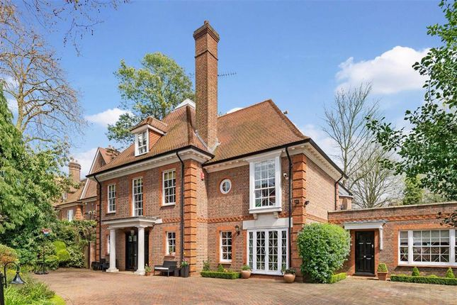 Thumbnail Property for sale in Maresfield Gardens, Hampstead