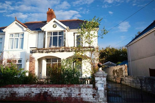 Thumbnail Semi-detached house for sale in Bethesda Road, Tumble, Llanelli, Carmarthenshire