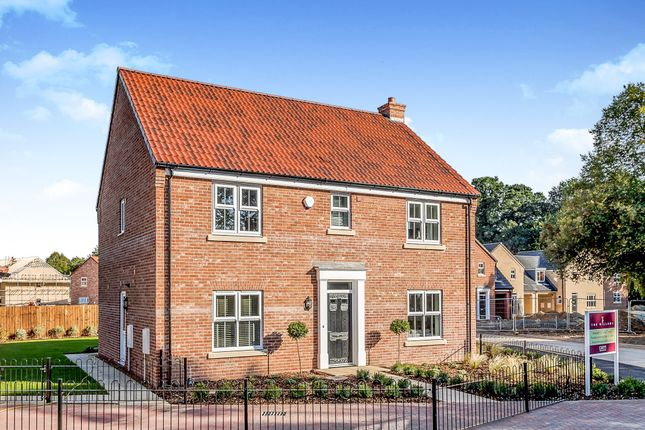 Thumbnail Detached house for sale in Water Lane, Little Plumstead, Norwich