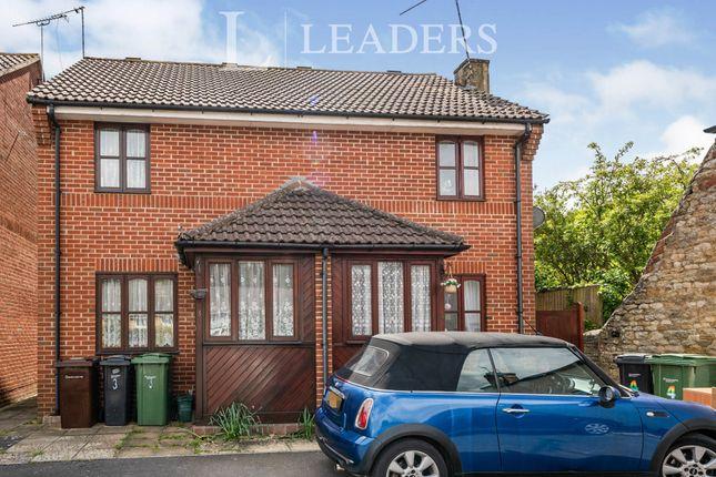 Thumbnail Semi-detached house to rent in Aspen Court, Faringdon