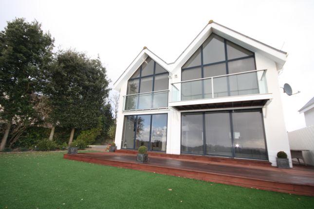 Thumbnail Detached house for sale in La Route Du Petit Clos, St Helier