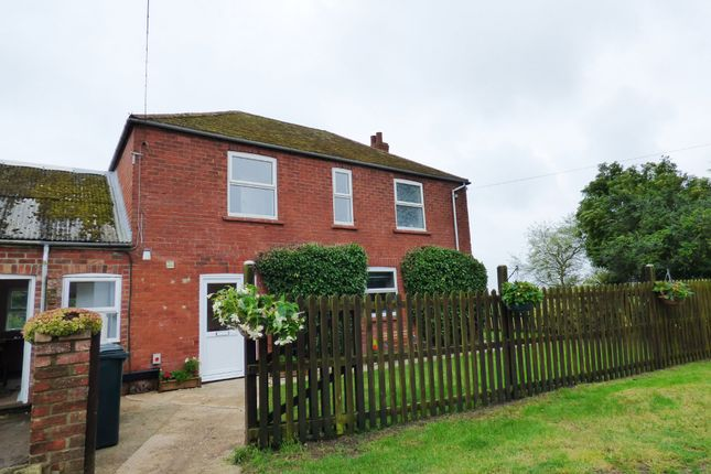 Thumbnail 3 bed detached house to rent in West Lane, Skidbrooke, Louth