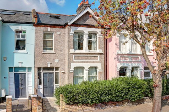 Thumbnail Terraced house to rent in Twilley Street, London