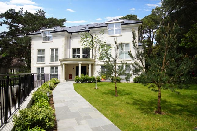 Thumbnail Flat for sale in Lilliput Road, Canford Cliffs, Poole, Dorset