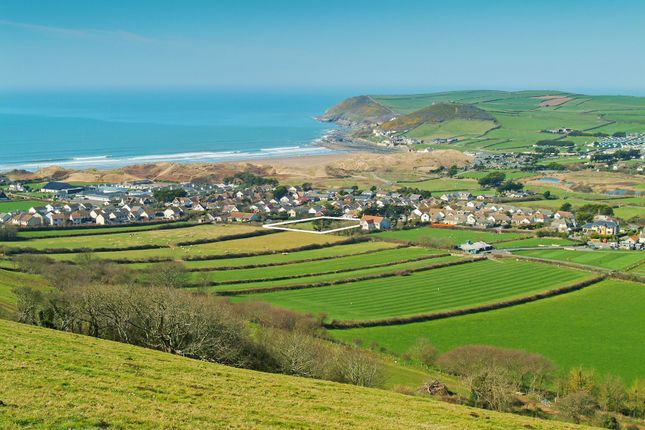 Thumbnail Land for sale in Development Site For Three Large Houses, Croyde, North Devon