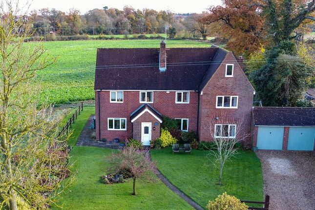 Thumbnail Detached house for sale in Mortimer Lane, Mortimer, Reading