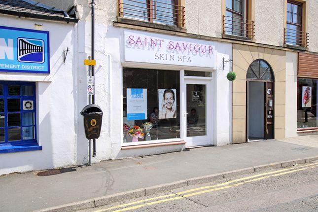 Thumbnail Retail premises for sale in 45 Stevenson Street, Oban