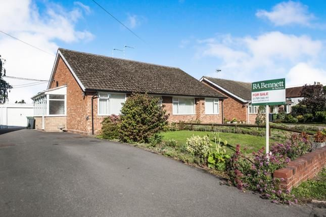 Thumbnail Bungalow for sale in Chapel Lane, Aston Cantlow, Henley In Arden