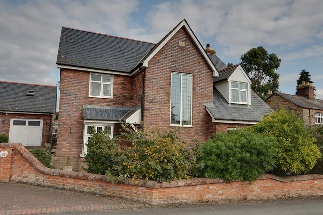 Front View of Raglan Gardens, Lydney, Gloucestershire. GL15