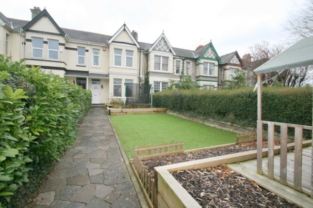 Thumbnail Terraced house for sale in Torr Lane, Hartley, Plymouth