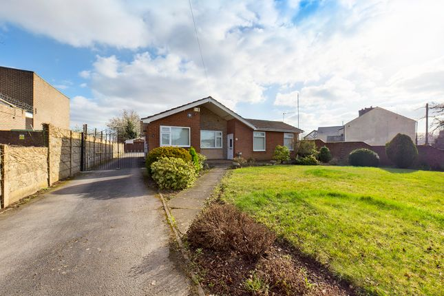 Thumbnail Detached bungalow for sale in Top Road, Barnby Dunn, Doncaster, South Yorkshire