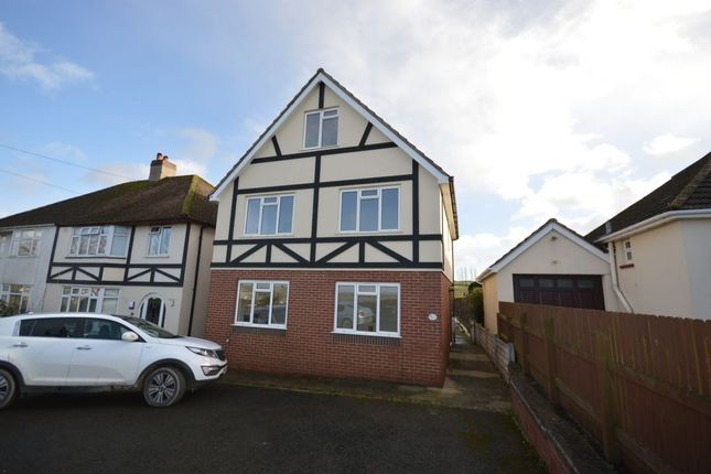 Thumbnail Detached house to rent in Whilborough Road, Kingskerswell, Newton Abbot