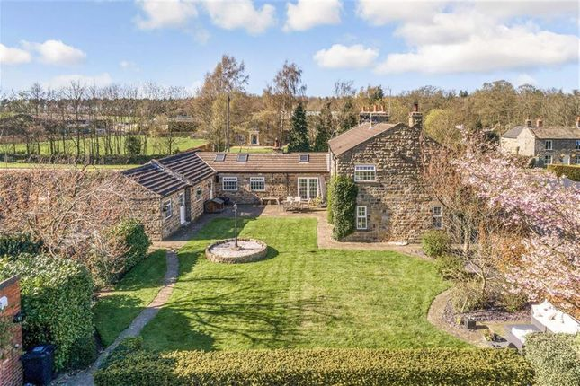 Thumbnail Detached house for sale in Pannal Road, Follifoot, North Yorkshire