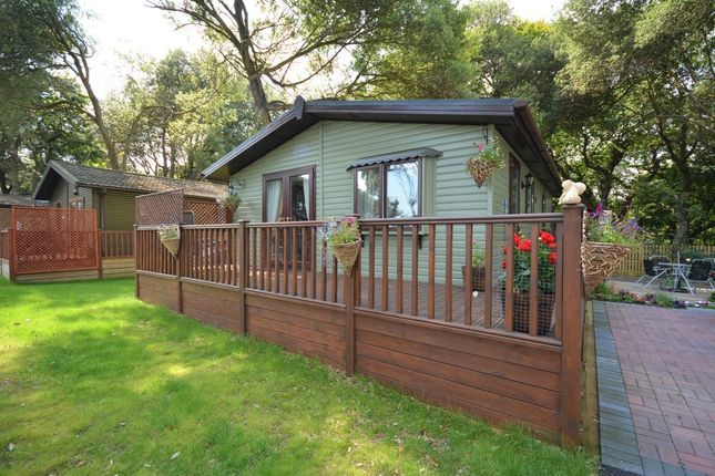 2 bed detached bungalow for sale in Beach Lodge, Azure Seas, Corton