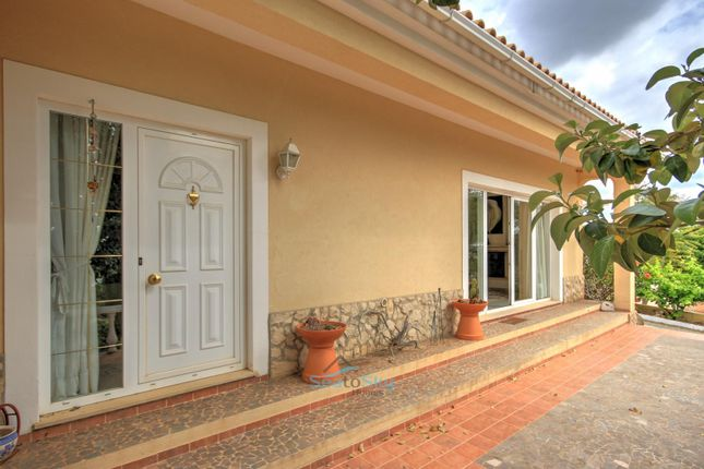 Front Door And Large South Facing Terace
