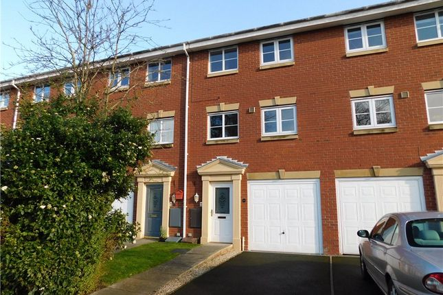 Thumbnail Terraced house for sale in Capel Way, Nantwich, Cheshire