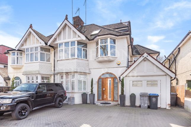 Thumbnail Semi-detached house for sale in Anson Road, London