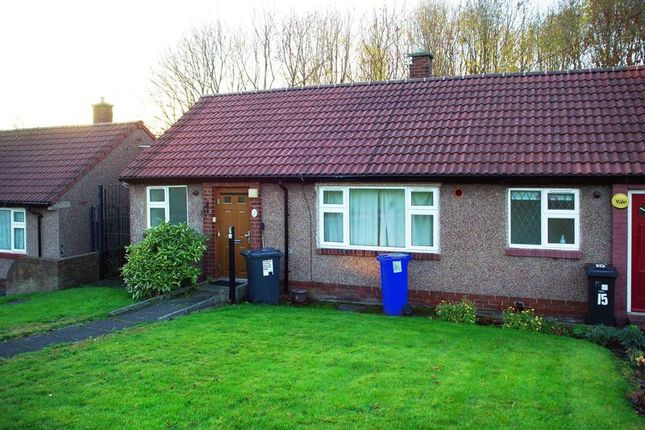 Thumbnail Bungalow to rent in Park Close, Stalybridge